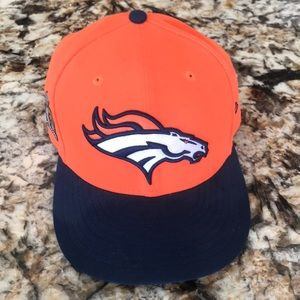 New Era Broncos Super Bowl 50 hat